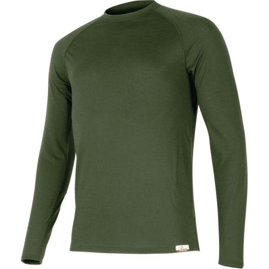 atar 6262 zelena vlnene merino triko Cheapsheep
