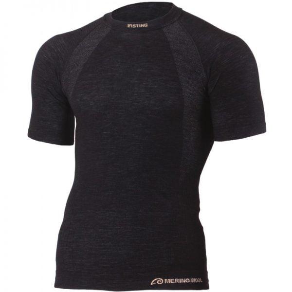 T-shirt af merinould god til arbejde